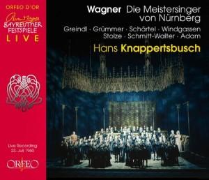 Meistersinger Orfeo Knappertsbusch