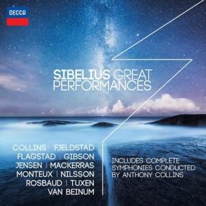 Sibelius - Decca-Edition