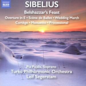 Sibelius - Naxos Belshazzar