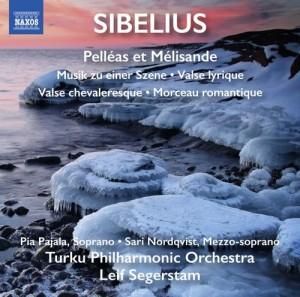 Sibelius - Naxos Pelleas