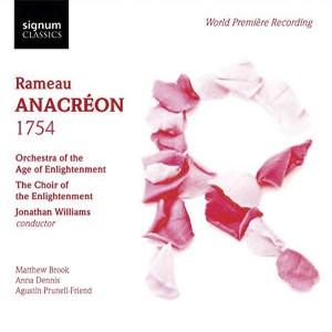 anacreon signum classics rameau