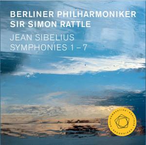 Die hroße Sibelius-Box der Berliner Philharmoniker unter Simon Rattle auf ihrem Eigeblabel wird hier in Kürze aus besprochen - Kollege Winter arbeitet daran./ G. H.