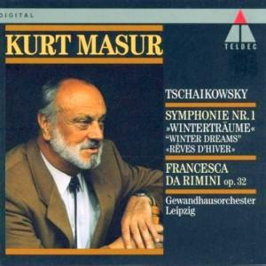 CD Masur Tschaikowski