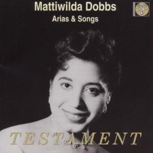 Mattiwilda Dobbs Testament