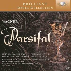 Parsifal Kegel CD