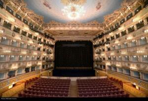 Das Teatro la Fenice/ Palco-Scenico/ Foto Michele Crosera