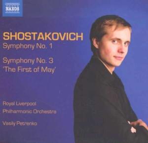 Schostakowitsch Petrenko 3. Sinfonie
