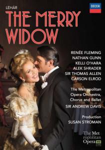 Franz Lehar Die lustige Witwe Merry Widow Decca