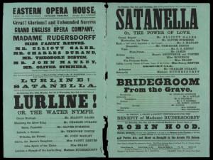 """""""Satanella"""": Theraterzettel/wiki"""