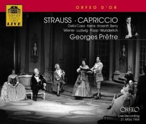 CD - Capriccio Wien