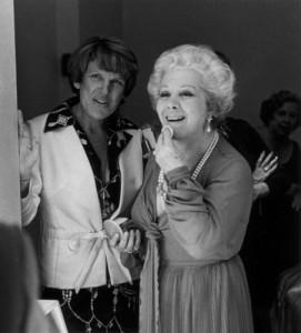 Inge Borkh und Giulietta Simionato bei der San Francisco Gala für Kurt Adler/ Foto Borkh