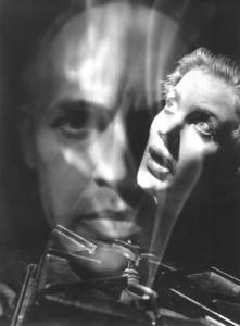 """Inge Borkh: """"Der Konsul"""" 1951 in Berlin/ Städtische Oper/ Foto Borkh"""