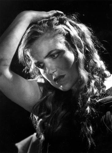 Inge Borkh: Elektra in Wien 1957/ Foto Fayer/ Borkh