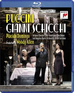 Gianni Schicchi Domingo Sony Puccini