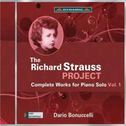 Richard Strauss Klaviermusik 1