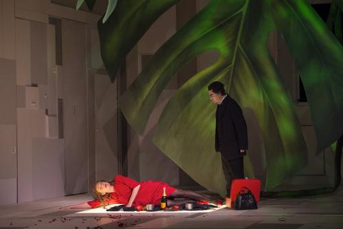 "Martinus"" Juliette"" an der Berliner Staatsoper/ Szene/ Foto Monika Rittershaus"