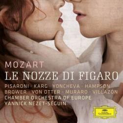 Le nozze di Figaro Mozart DG