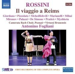 Rossini Viaggio á Reims Naxos