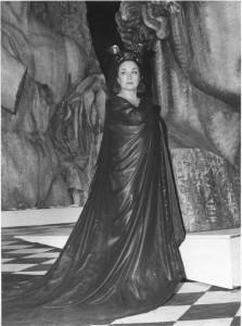 """Medea in Corinto""/ Szene mit Leyla Gencer/ OBA"