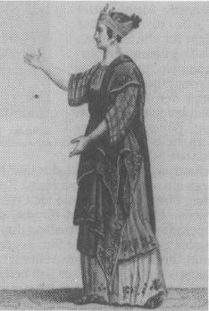 """Medea in Corinto""/ Teresa belloc als Medea/ OBA"