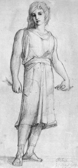 Bayreuth Figurine Parsifal