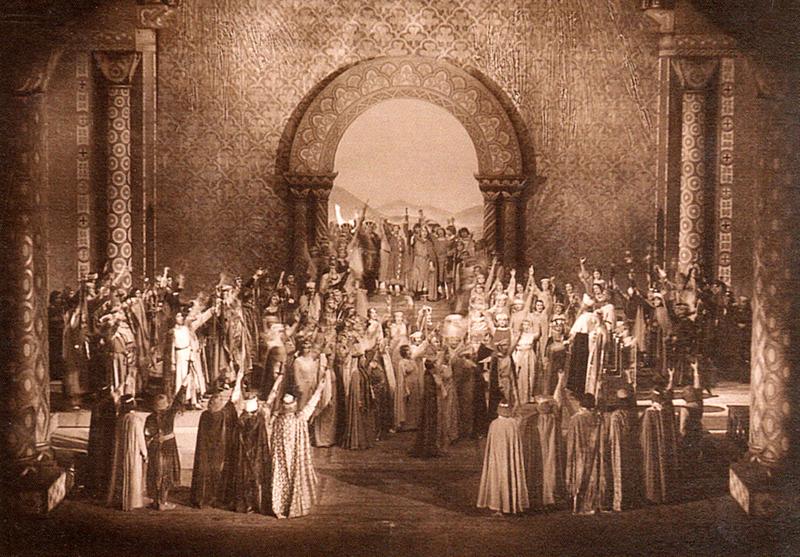 Bayreuth Tannhäuser Finale 1930