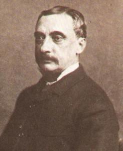 """""""Atahualpa"""": der Sponsor der originalen Aufführung 1877 in Lima, Dionisio Derteano/ Wiki"""