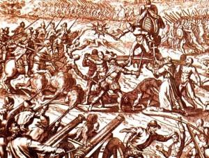 """""""Atahualpa"""": Kampf zwischen Incas und Spaniern in Cajamarca/ Wiki"""