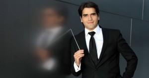 Der Dirigent Manuel Lopez-Gomez/ Ministero del Cultura