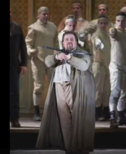 Jozhan Botha als Guillaume Tell an der Wiener Staatsoper/ Foto Michael Pöhn