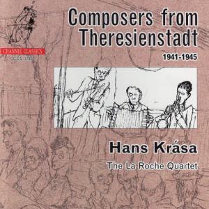 """""""Entartete Musik"""" Theresienstadt Channel Classics"""