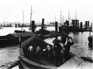 Hamburg: Hafen von 1889/ Wiki