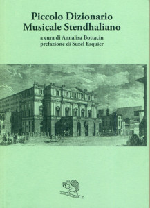 Bottacin Stendhal La Vita