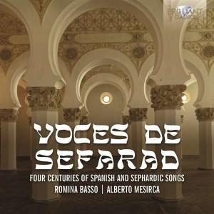 Voces de Sefarad  Brilliant Romina Basso