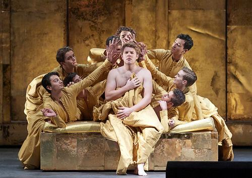"""Glucks """"Armide"""" an der Wiener Staatsoper/ Szene/ Foto © MICHAEL PÖHN"""