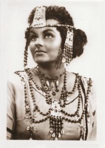 Anna de Cavalieri als Aida/isoldes-liebestod.net