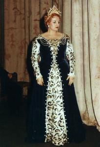 Anna de Cavalieri als Gioconda/isoldes-liebestod.net