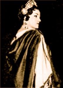 Anna de Cavalieri als Norma/isoldes-liebestod.net