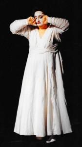 Francoise Pollet als Glucks Alceste an der Opéra Bastille in Paris/ Pollet