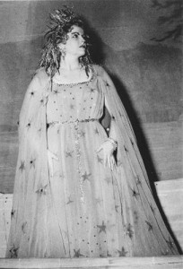 Anna de Cavalieri als Loreley/isoldes-liebestod.net