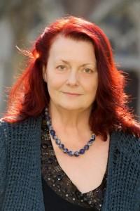 Und nun auch einmal ein Foto unserer tapferen und stets arbeitswilligen Übersetzerin Ingrid Englitsch aus Wien - Danke!