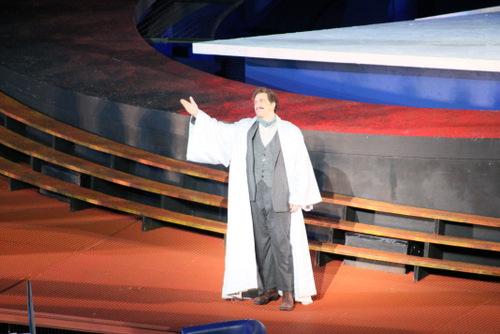 "Riccardo Massi: ""Turandot"" in Bregenz 2016/ Foto Weiler"