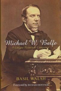 Unverzichtbar für Balfe-Fans - das umfassende Buch von Basil Walsh