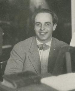 Der Dirigent Anton Paulik/ Comérdie Musical