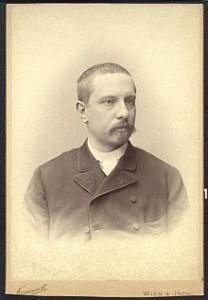 Der Komponist Antionio Smareglia/ Wiki