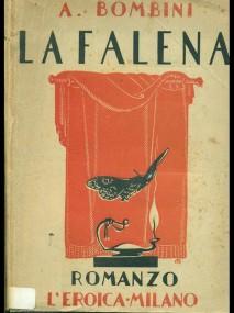 """Smareglias Oper """"La Falena"""": Cover zum Libretto/ L´Epoca"""