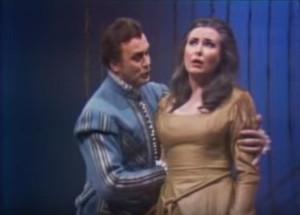 "Phillis Curtin mit Nicolai gedda in ""Faust""/ youtube/ VAI"