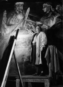 Rembrandt van Rijn/ Szene/ Stuttgart 1937/ Digitale Bibliothek