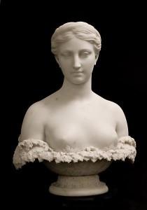 """Saint-Saens: """"Proserpine""""/ Büste der proserpine von Hiram Powers/ Wiki"""