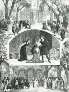"Camille Saint-Saens: Szene ""Proserpine"" 1876/ Ausschnitt/ Dratwicki/BR"